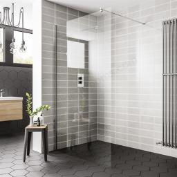 Spring 760mm Wet Room Panel