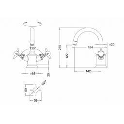 https://www.homeritebathrooms.co.uk/content/images/thumbs/0010115_burlington-arcade-dual-lever-basin-mixer-without-pop-u