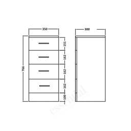 https://www.homeritebathrooms.co.uk/content/images/thumbs/0001558_alaska-350mm-gloss-white-4-drawer-unit.jpeg