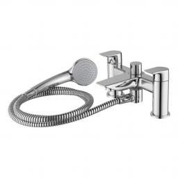 Ideal Standard Tesi 2 Hole Dual Control Bath Shower Mixer