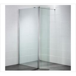Identiti2 300mm Wet Room Return Panel