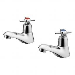 Ideal Standard Elements Bath Pillar Taps