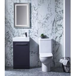 Tavistock Kobe 450mm Freestanding Unit With Basin