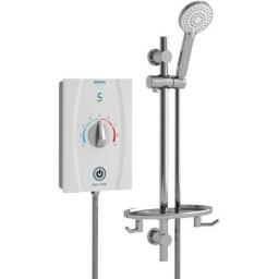 Bristan Joy Beab Care Thermostatic Electric Shower 8.5KW With Standard Kit
