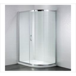 Identiti2 1000x800mm Single Door Quadrant