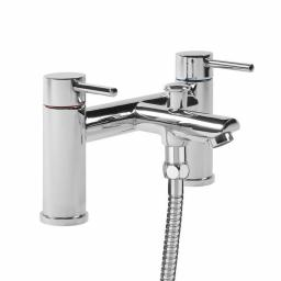 Tavistock Lift Bath Shower Mixer & Handset