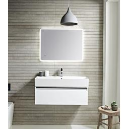 Tavistock Forum 900mm Wall Hung Basin Unit