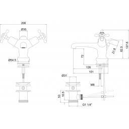 https://www.homeritebathrooms.co.uk/content/images/thumbs/0009963_burlington-claremont-regent-basin-mixer-with-pop-up-wa