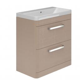 Vermont 800mm 2 Drawer Basin Unit