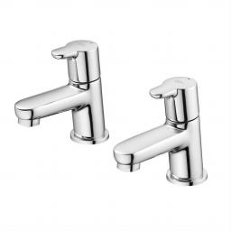 Ideal Standard Concept Basin Pillar Taps