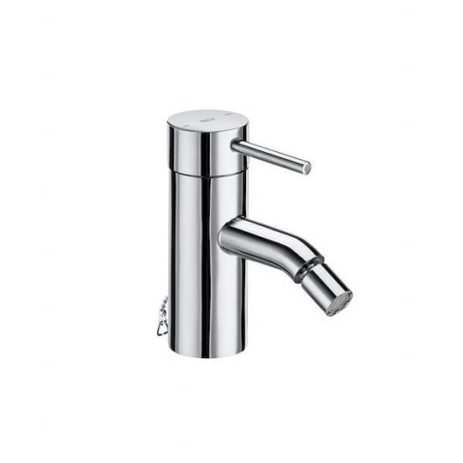 Roca Lanta Bidet Mixer With Chain Connector