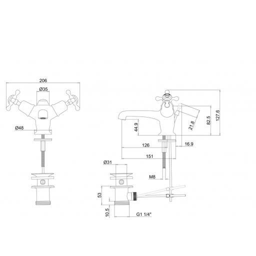https://www.homeritebathrooms.co.uk/content/images/thumbs/0009961_burlington-claremont-basin-mixer-with-pop-up-waste.png