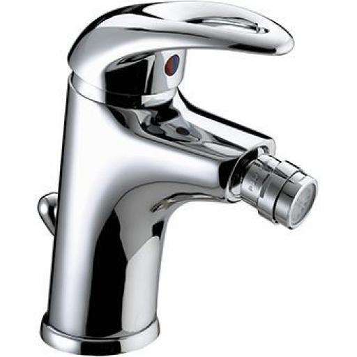 Bristan Java Bidet Mixer With Clicker Waste