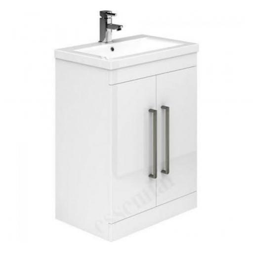 Nevada 800mm 2 Door Basin Unit