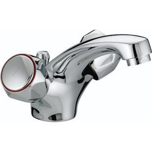 Bristan Club Basin Mixer With Pop Up Waste