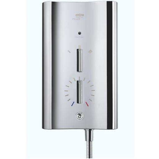 Mira Escape 9.8kW Electric Shower - Chrome
