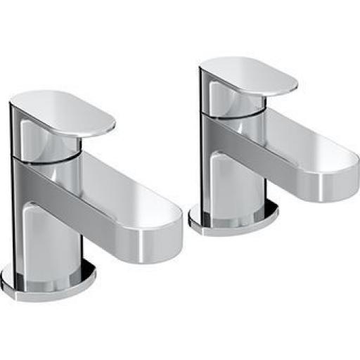Bristan Frenzy Basin Taps