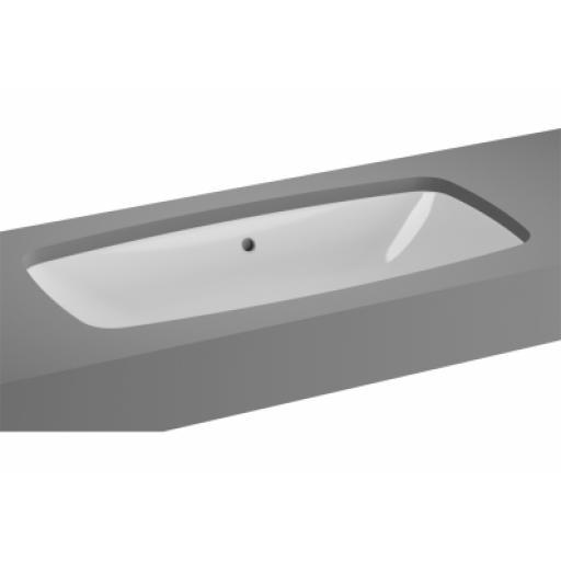 Vitra M-Line Undercounter Washbasin, 77 cm