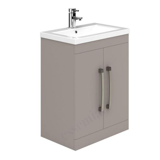 Nevada 600mm 2 Door Basin Unit