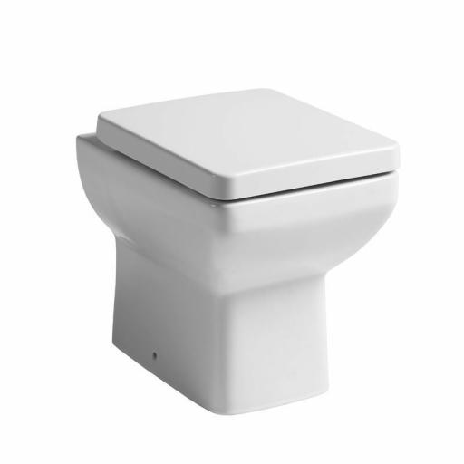 Tavistock Q60 Back to Wall WC Pan