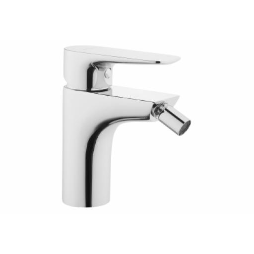 Vitra X-Line Bidet Mixer with Pop-Up