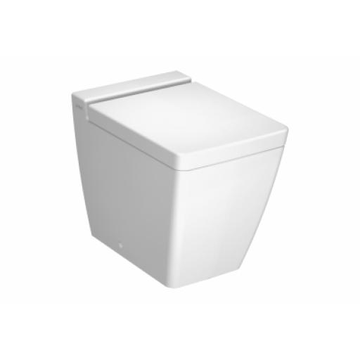 Vitra T4 Back-to-Wall WC Pan