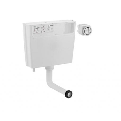 Geberit Concealed Cistern & Dual Flush Button