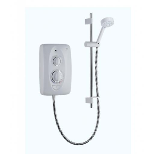 Mira Jump Multi-Fit 7.5kW Electric Shower