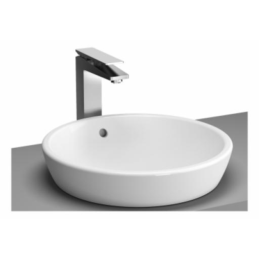 Vitra M-Line Bowl, No Overflow Hole, 45 cm