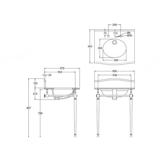 https://www.homeritebathrooms.co.uk/content/images/thumbs/0009905_burlington-carrara-marble-top-basin-with-black-alumini
