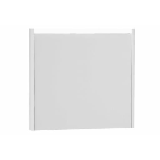 Vitra T4 Illuminated Mirror, 80 cm, High Gloss White