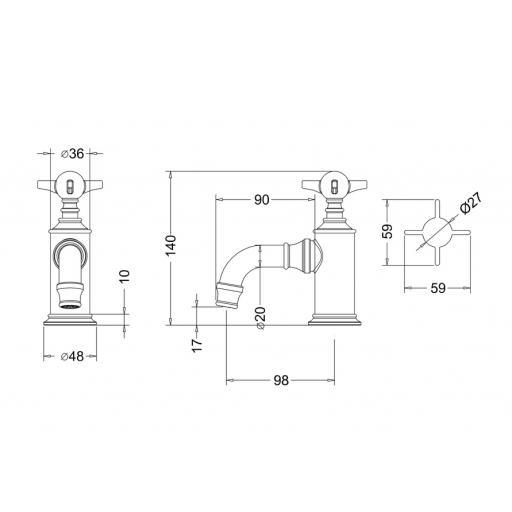 https://www.homeritebathrooms.co.uk/content/images/thumbs/0010220_burlington-arcade-cloakroom-basin-pillar-taps-nickel-w