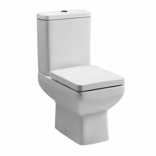 Tavistock Q60 Close Coupled WC