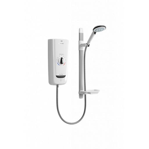 Mira Advance 9.8kW - White/Chrome