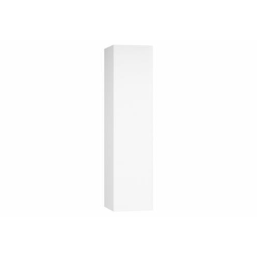 Vitra Istanbul Tall Unit, White, Left