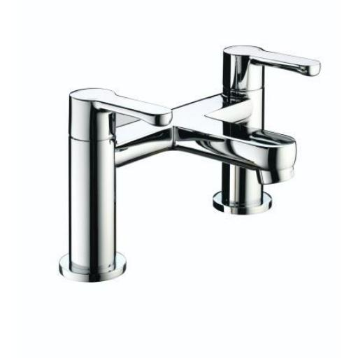 Bristan Nero Bath Filler