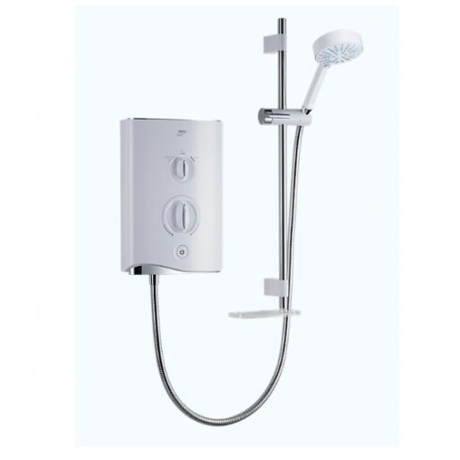 Mira Sport Multi-Fit 9.8kW Electric Shower