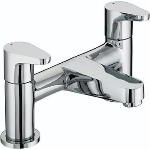 Bristan Quest Bath Filler