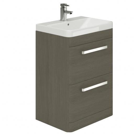 Vermont 600mm 2 Drawer Basin Unit