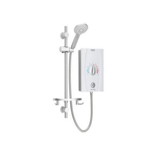 Bristan Joy Beab Care Thermostatic Electric Shower 9.5KW With Longer Kit
