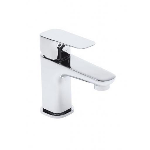 Tavistock Signal Mini Basin Mixer with Click Waste