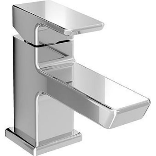 Bristan Cobalt Cloakroom Basin Mixer Without Waste