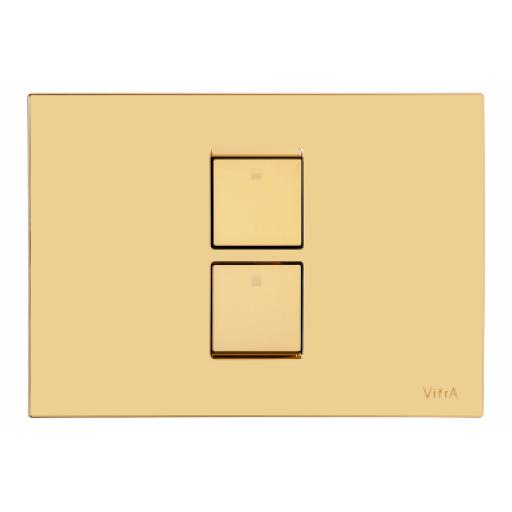 Vitra Twin² Pneumatic Control Panel, Gold