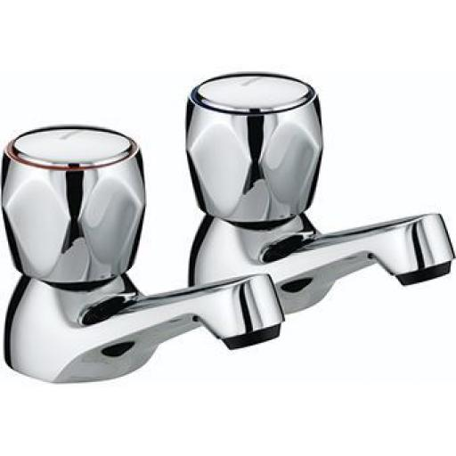 Bristan Club Basin Taps