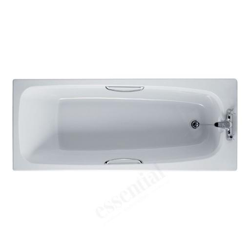 Ocean 1700x700mm TG 2TH Bath