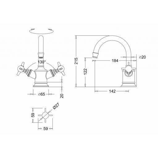 https://www.homeritebathrooms.co.uk/content/images/thumbs/0010113_burlington-arcade-dual-lever-basin-mixer-without-pop-u