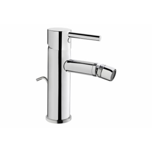 Vitra Minimax S Bidet Mixer with Pop-Up Waste