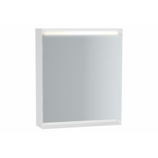 Vitra Frame Mirror Cabinet 60 cm, Matte White, Right