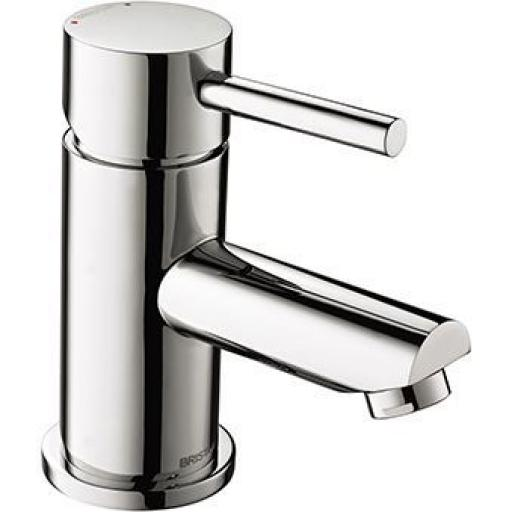Bristan Basin Mixer With Clicker Waste