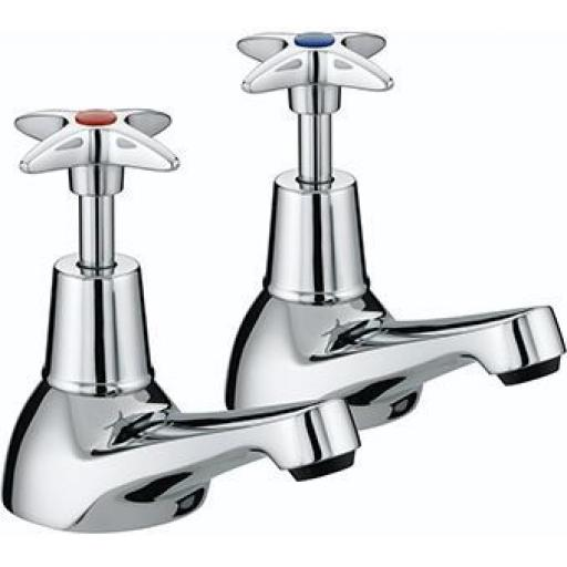 Bristan X-Head Bath Taps